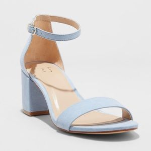 A New Day Periwinkle Pumps